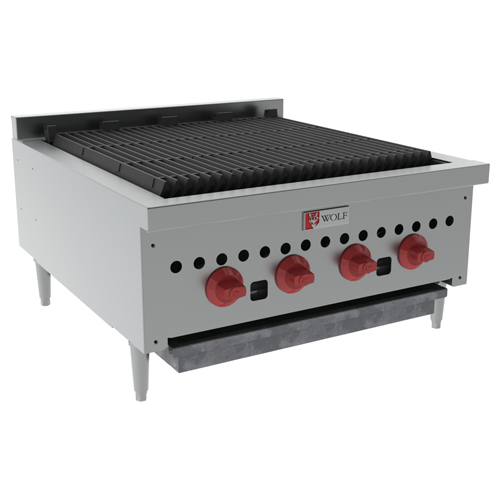 Wolf-Counter-Model-Natural-Gas-Charbroiler-W Product Image 846