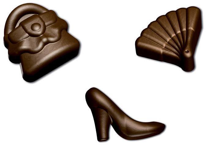 Gotowanie i jedzenie Pozostałe Martellato Plastic Chocolate Mold Pump Shoe