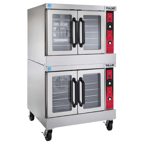 Design Vulcan Gas Convection Oven Double Deck Natural Gas Product Photo