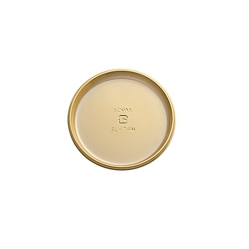 Welcome-Brands-Gold-Round-Presentation-Cake-Plate Product Image 4088