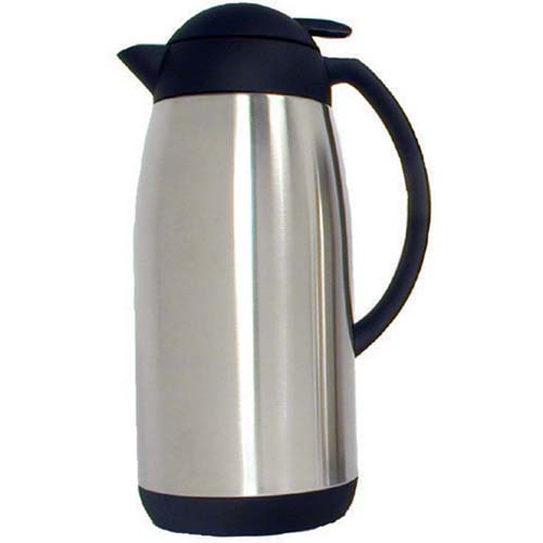 Adcraft Stainless Steel Vacuum Bottle - 51 Oz (1500 ml)