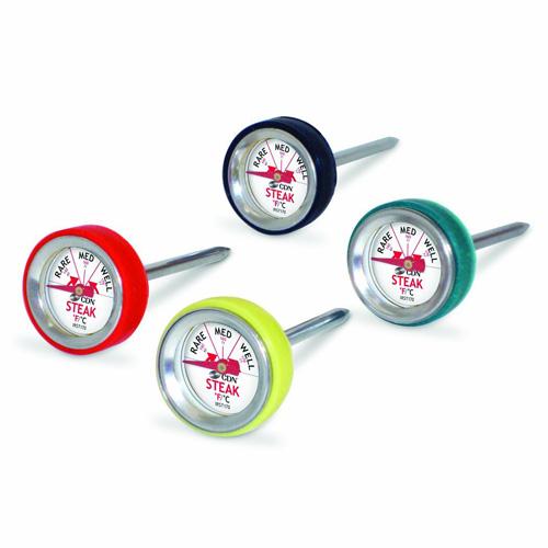 CDN ST170 Steak Thermometers, 4-Pc Set