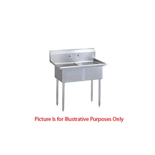 Two-Compartment-Nsf-Commercial-Sink-Bowl Product Image 1816
