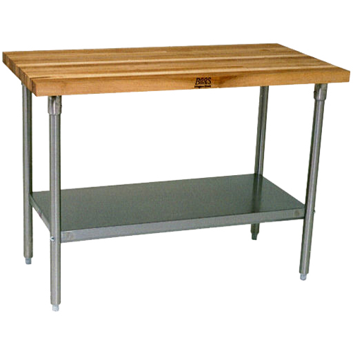 John-Boos-Top-Work-Table-Hns-Model Product Image 1785