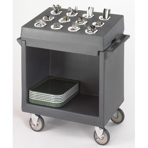 Search Cambro Tdcr Tray Dish Cart Cart Rack Combination Dark Product Photo