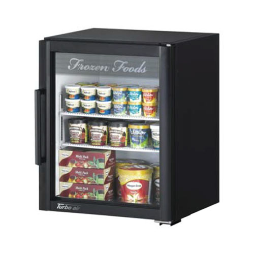 Search Turbo Air Tgf sd Super Deluxe Counter Top Glass Freezer Cu Ft Product Photo