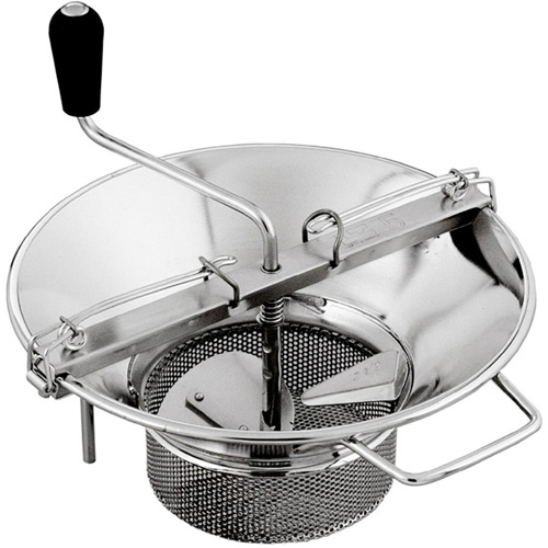 L-Tellier-Mouli-Food-Mill-Tomato-Strainer-Crusher-S-Qt-Capacity Product Image 2672