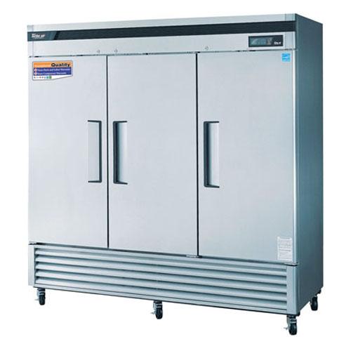Precious Turbo Air Super Deluxe Solid Door Refrigerator Recommended Item