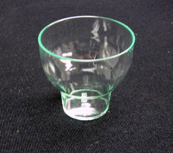 "Disposable Tulip Cups, 2"" Diameter, 2"" High, 1.83 Oz"