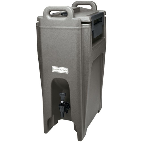 Info about Cambro Uc Ultra Insulated Camtainer Gallon Coffee Beige Product Photo