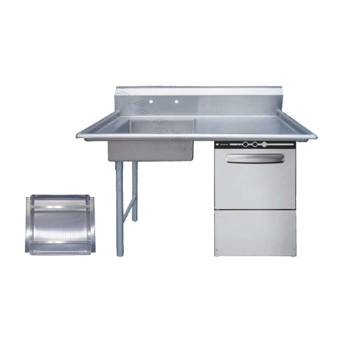 Stainless-Steel-Undercounter-Dishtable-Left-Hand-Sink Product Image 1786