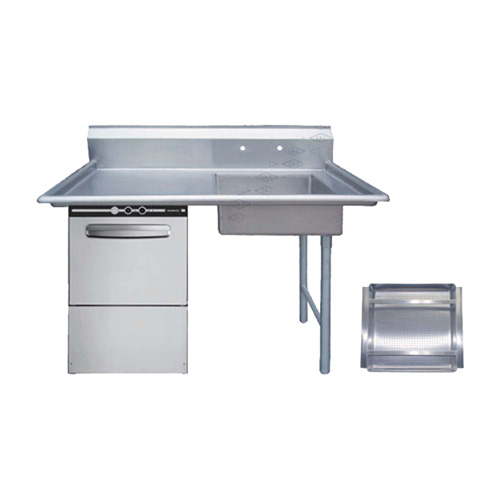Stainless-Steel-Undercounter-Dishtable-Right-Hand-Sink Product Image 1787