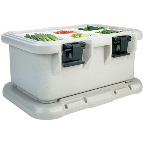 Affordable Cambro Upcs Insulated Food Pan Carrier Fits One Full Size Deep Pan Product Photo