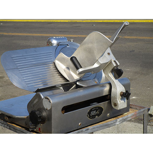 Globe-Meat-Slicer-L-Great-Condition