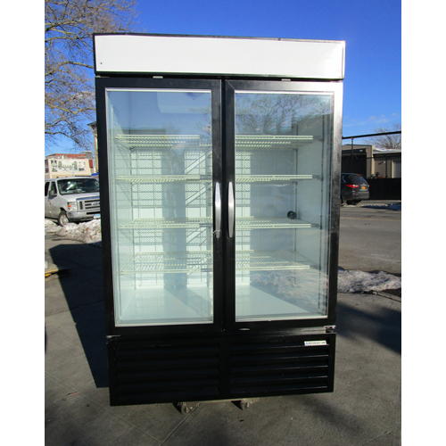 Information about Beverage Air Freezer Model Cfgy Used Excellent Condition Product Photo