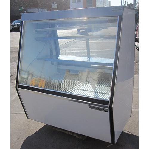 Stylish Beverage Air Deli Case Model Dmc Used Very Good Condition Product Photo