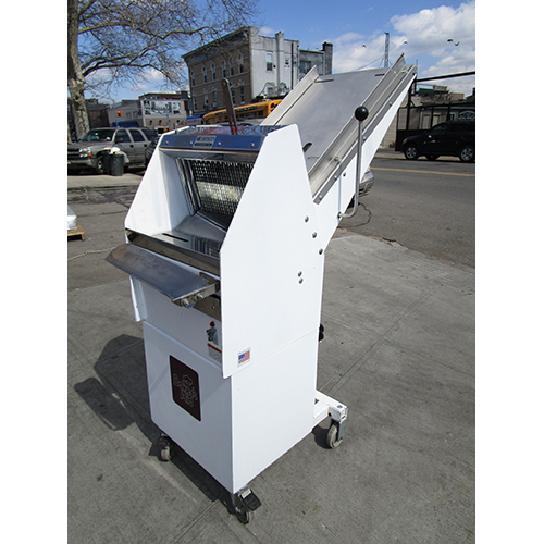 Remarkable Berkel Gravity Feed Bread Slicer Gmb Great Condition Product Photo