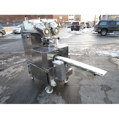 Superb-quality Rheon Cornucopia Encrusting Machine Excellent Condition Product Photo