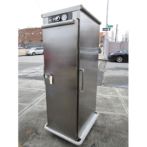 Carter Hoffman Mobile Heated Cabinet PH1825, Great Condition