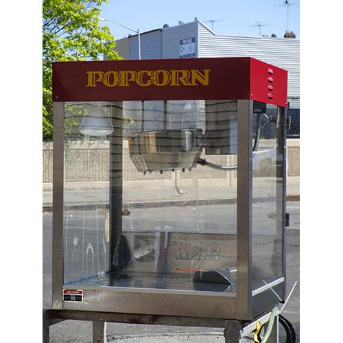 Cretors-Ptax-Xxx-X-Profiteer-Popcorn-Popper-Excellent-Condition Product Image 1017