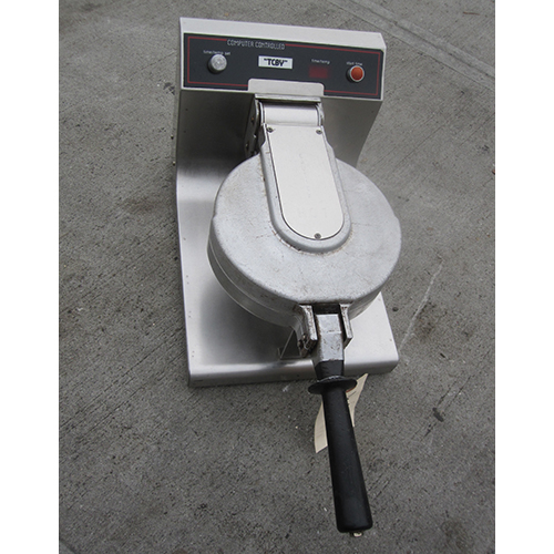 Tcby Waffle Maker Model Rcm Used Good Working Condition