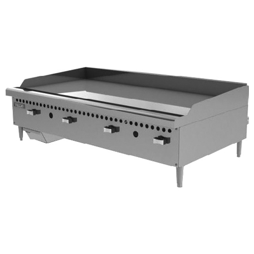 Vulcan-Vcrg-Series-Restaurant-Gas-Griddle-d-Griddle-Plate Product Image 1106