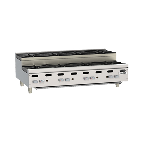 Order Vulcan Heavy Duty Achiever Natural Gas Hot Plate Step Up Burner Product Photo