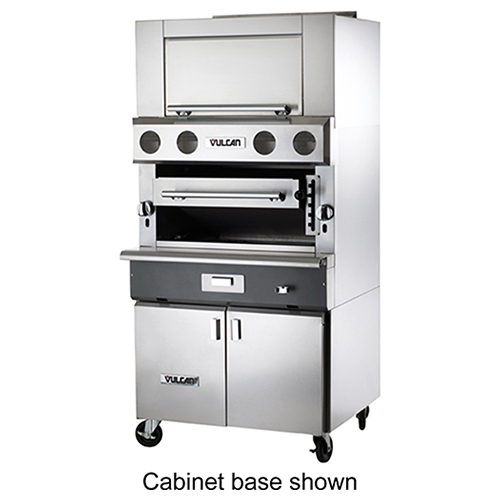 Vulcan-Series-Matched-Infrared-Upright-Broiler-Modular Product Image 162