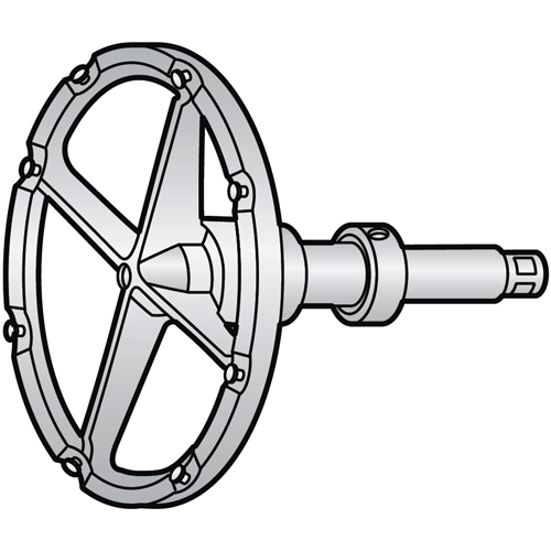 Disc Holder for # 12 Grater/Shredder OEM # ML-16225-Z (use with VS-12 to make it a grater) VS-12DH