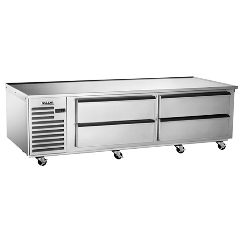 Info about Vulcan Vsc Self Contained Refrigerated Equipment Stand Product Photo