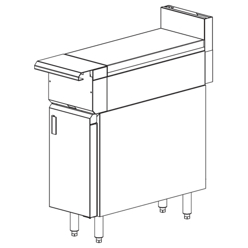 Vulcan-Heavy-Duty-Gas-Range-Spreader-Cabinet-Base Product Image 535
