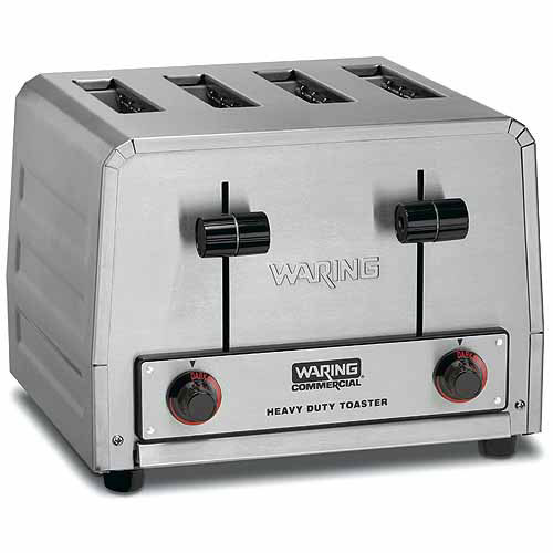 Waring 4-Slice Heavy Duty Combination Toaster, 240V - WCT815 at Sears.com