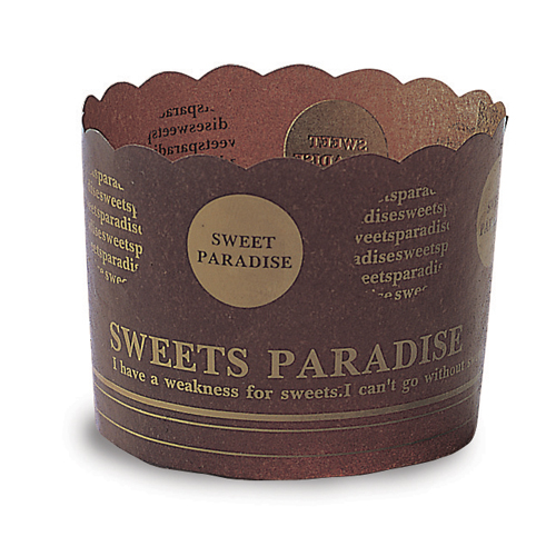 Welcome Home Brands Sweet Paradise Disposable Paper Baking Cup