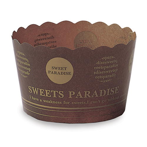 Welcome Home Brands Paper Sweet Paradise Disposable Baking Cup