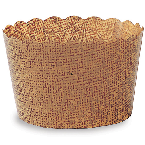 Welcome Home Brands Disposable Antique Paper Baking Cup