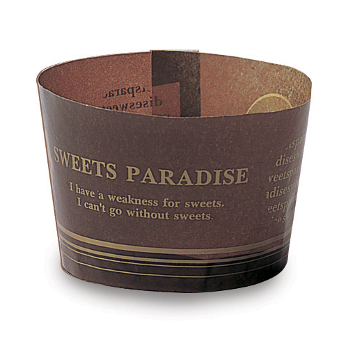 Welcome Home Brands Sweet Paradise Disposable Paper Baking Cup - Case PM361