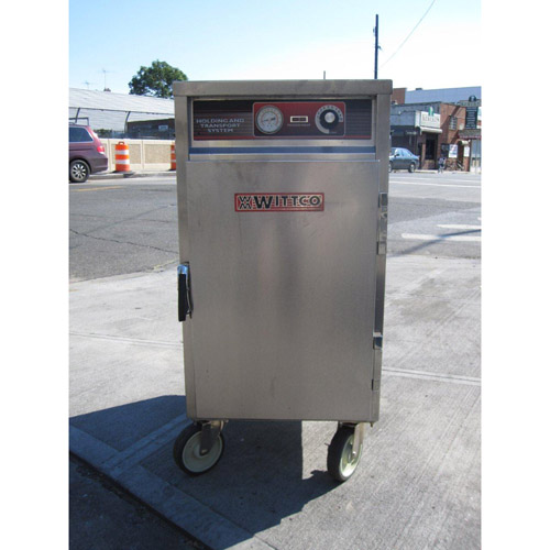 Wittco-Insulated-Holding-Cabinet-Model-Bc-Used