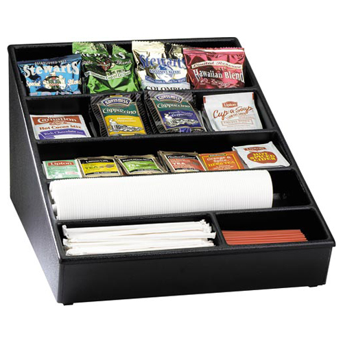 Dispense-Lid-Straw-Condiment-Countertop-Organizer-Wide Product Image 2854
