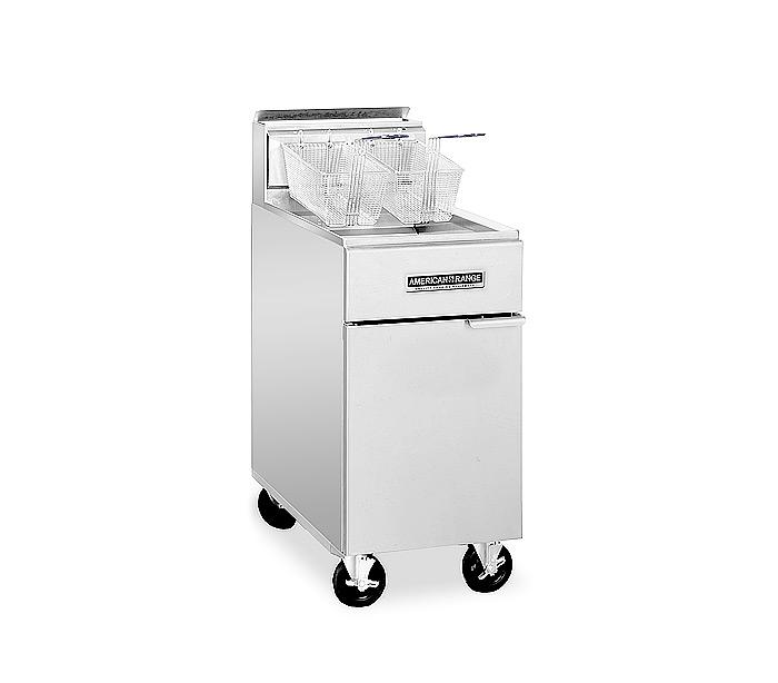 American-Range-Gas-Floor-Fryer-Lb Product Image 1106