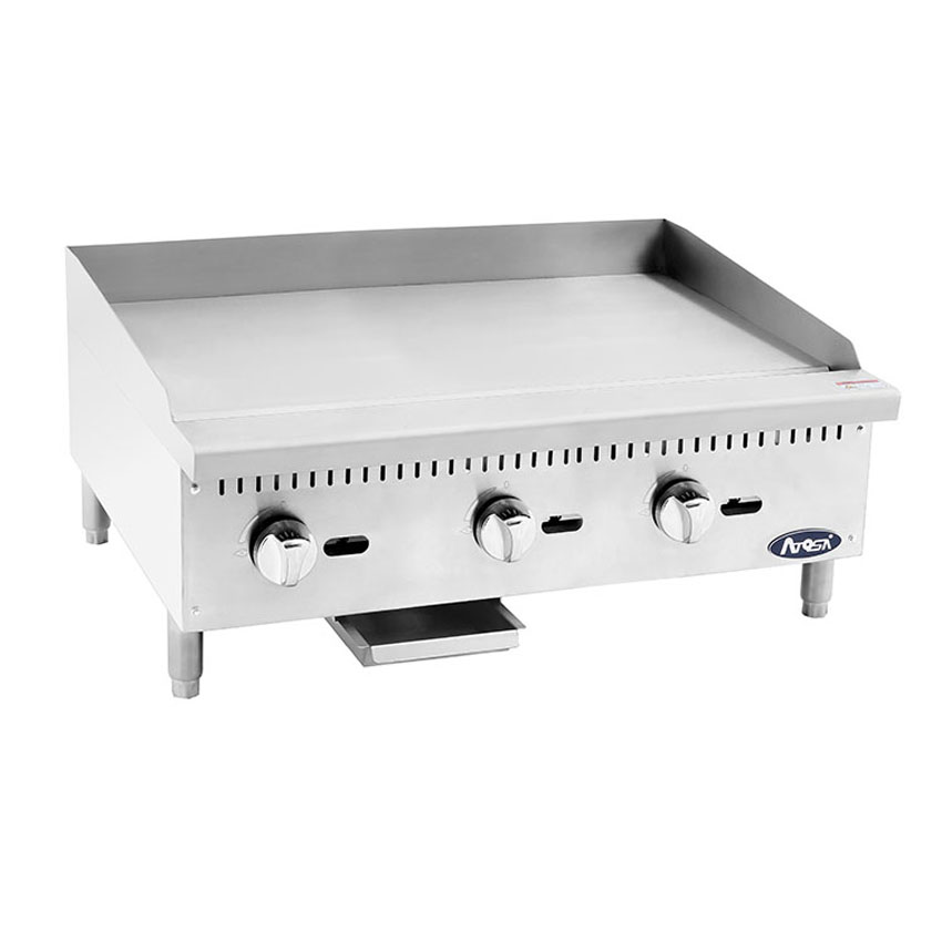 Atosa-Countertop-Lp-Gas-Griddle Product Image 1704