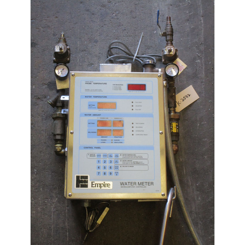 Baxter-Water-Meter-Very-Good-Condition Product Image 1049