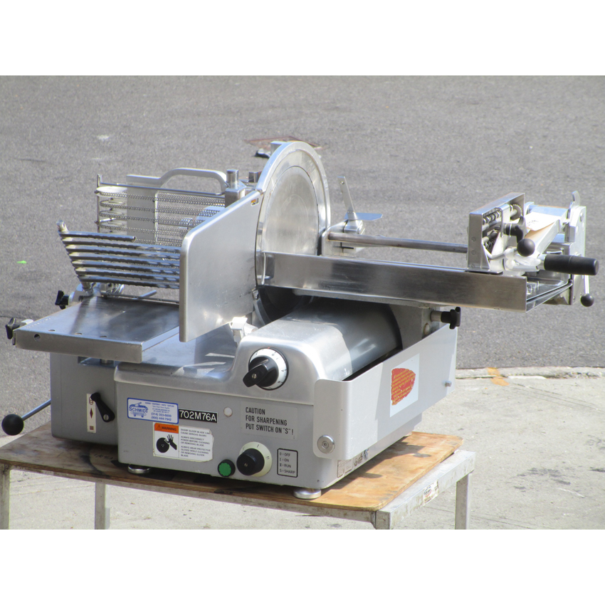 Bizerba-Automatic-Meat-Slicer-Series-Great-Condition Product Image 267