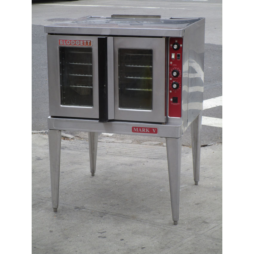 Blodgett-Electric-Convection-Oven-Great-Condition Product Image 886