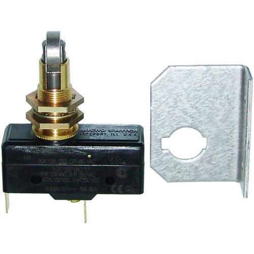 Blodgett-Oem-Momentary-On-Off-Door-Micro-Switch-Kit-Bracket Product Image 5243
