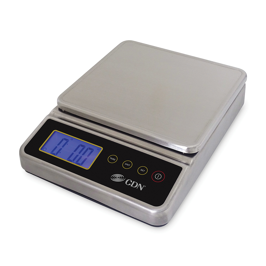 Cdn-Waterproof-Digital-Portion-Control-Scale-Lb-Kg Product Image 4634