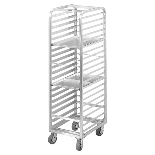 Channel-Pan-End-Load-Bun-Sheet-Pan-Rack-Assembled Product Image 1975