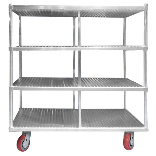 Channel-Heavy-Duty-Aluminum-Tray-Drying-Rack-Tray-Capacity Product Image 1237