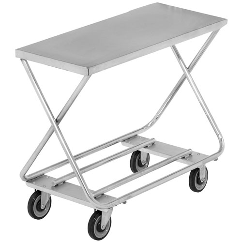 Channel-Chrome-Plated-Steel-Stocking-Truck-Tubular-Bottom-Shelf Product Image 3164