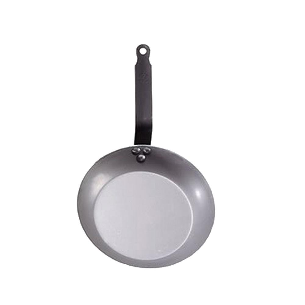 de Buyer Carbone Plus 28cm Round Fry Pan