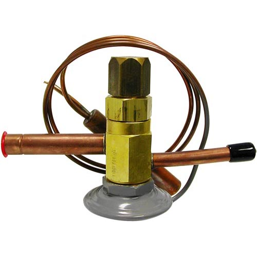 Delfield-Oem-Copper-Expansion-Valve-R Product Image 3509
